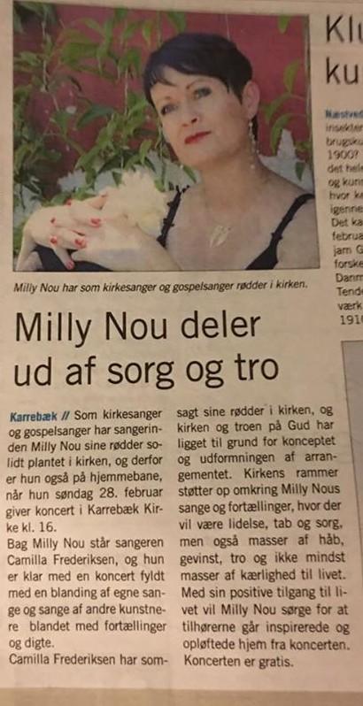 avis artikel milly nou